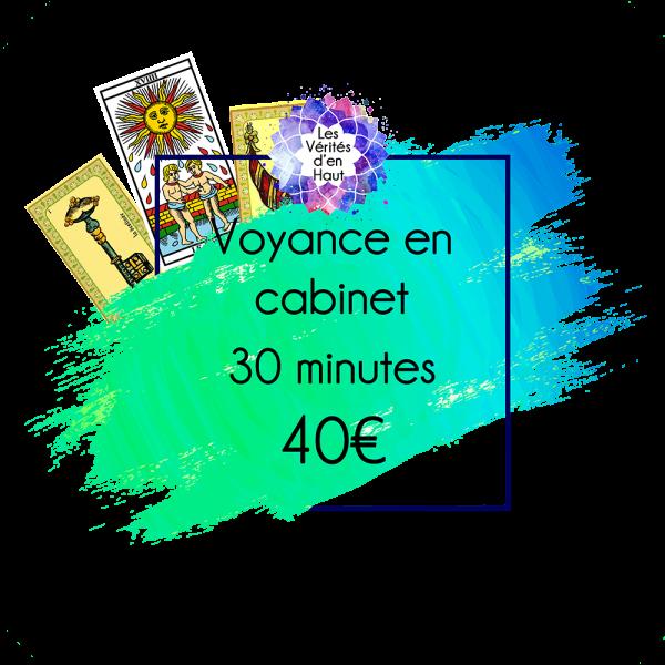 Voyance cabinet 30mn - Clermont Ferrand