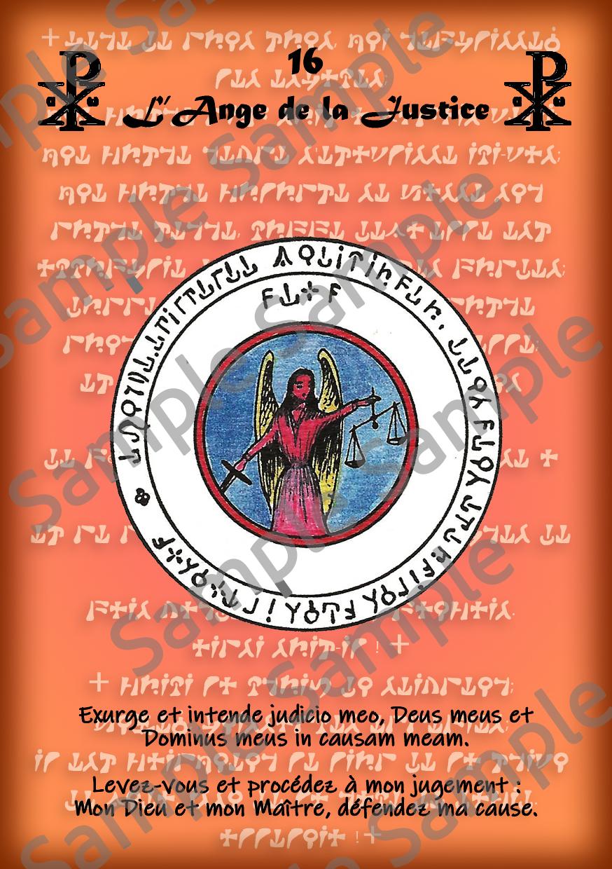 Pentacle de l'abbé Julio